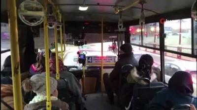 fenomen -  Dualarını yolcularından eksik etmiyor... Fenomen şoföre başkandan ziyaret