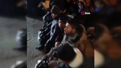 Edirne'de göçmen kaçakçılığı: 28 kaçak göçmen yakalandı