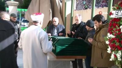 arastirmaci -  Ergenekon kumpas davasının kilit ismi Ümit Sayın son yolculuğuna uğurlanıyor