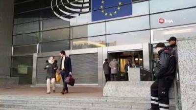nadan -  - İngiltere'nin 73 milletvekili AP binasından ayrılıyor
