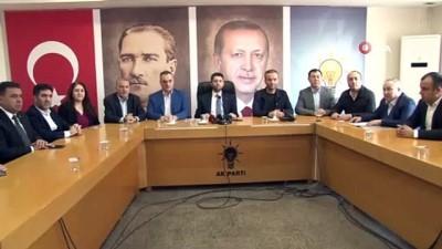 AK Parti Adana İl Başkanı Mehmet Ay: 'Belediyelerin tapu verme yetkisi yok'