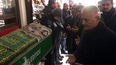 AK Parti İzmir Milletvekili Binali Yıldırım'ın acı günü