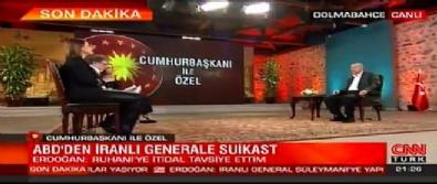 turkiye - Erdoğan'dan Süleymani açıklaması