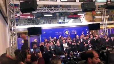 """- Irak Meclisinde """"ABD Dışarı"""" Sloganları"""