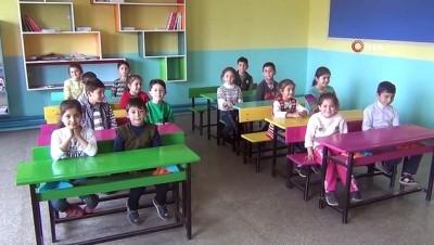 Okullarında yaptılar, yalnız yaşayan yaşlılara dağıttılar