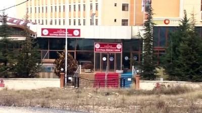 Elazığ'da yurtta kalan 34 öğrenci hastaneye kaldırıldı