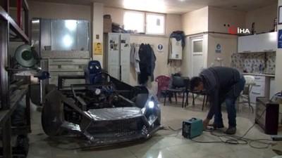 Kendi elektrikli otomobilini üretiyor