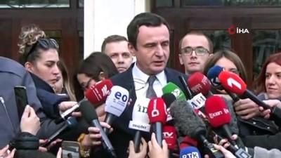 - Kosova'da 3 Ayın Ardından Hükümet Kurma Süreci Başladı