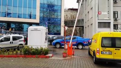 adliye binasi -  Üniversiteli Ayşe'nin öldüğü kazada sürücü adliyeye getirildi
