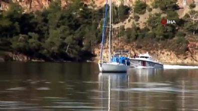 8 göçmeninin öldüğü tekne faciasının şüphelisi böyle yakalandı