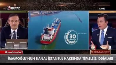 Osman Gökçek: 'İmamoğlu Kanal İstanbul'a dar bir bakış açısıyla bakıyor'
