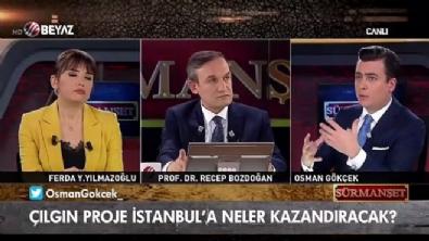 Prof.Dr. Bozdoğan açıkladı: Kanal İstanbul neler kazandıracak?