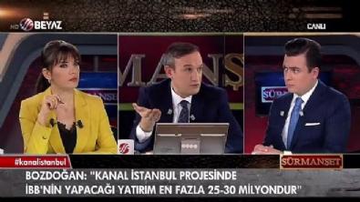 Prof. Dr. Bozdoğan: İBB'nin Kanal İstanbul'a yapacağı en fazla yatırım 25-30 milyondur'