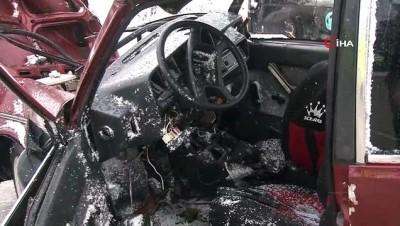 Eskişehir'de feci kaza: 2 ölü