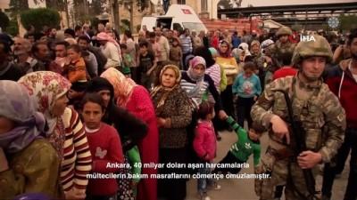 multeci -  Fahrettin Altun: 'Mülteci krizi sadece Türkiye'yi değil, Avrupa'yı da etkileyecektir'