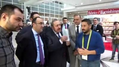 Heimtextil Fuarına katılan Türk firmalarının 2020 için moralleri yüksek - Türkiye, fuara 304 firma ile katılarak 3. sırada yer aldı