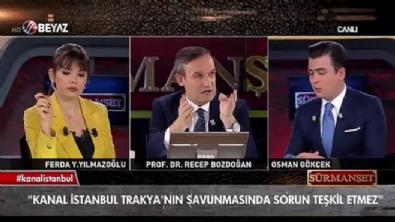 Kanal İstanbul Marmara'nın oksijen seviyesini etkileyecek mi?