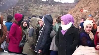 Kayıp üniversite öğrencisi Gülistan'ı arama çalışmaları sürüyor