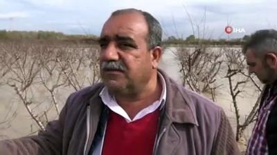 Mersin'de selin bilançosu ağır oldu