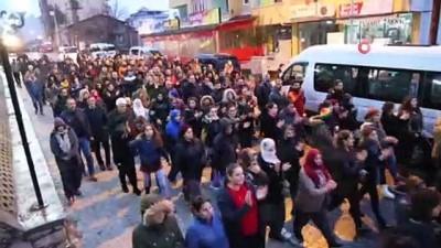 Tunceli'nin Pertek İlçesi'nde çocuk istismarına tepki