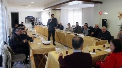 Başkan Esen, 10 Ocak Çalışan Gazeteciler gününü kutladı