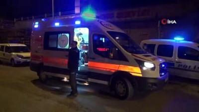Husumetli iki kişi arasında silahlı kavga: 1 ağır yaralı