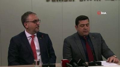 yerel secimler -  Meclis üyelerinden CHP'li başkana 'söyleşi' tepkisi