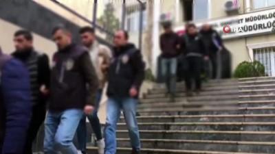 silahli kavga -  Esenyurt'ta silahlı kavgada öldürülen şahsın katil zanlıları yakalandı