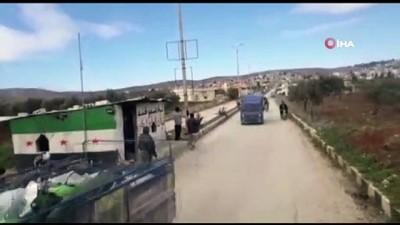 - SMO, Halep, El-Bab ve İdlib çevresinde askeri operasyon başlattı