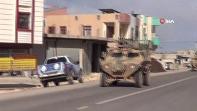 cakal -  Ceylanpınar'dan Şanlıurfa'ya 100 araçlık askeri konvoy