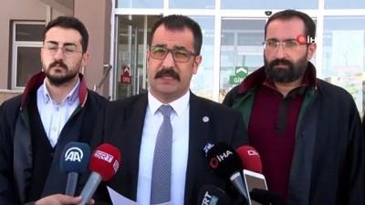 basin aciklamasi - Sivasspor - Başakşehir maçının hakemlerine suç duyurusu!