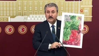 """terorle mucadele -  BBP Genel Başkanı Mustafa Destici: """"Türkiye hem Rusya hem de İran ile masa anlaşmalarının tamamını askıya almalıdır. Kendi işini kendi görmelidir"""""""