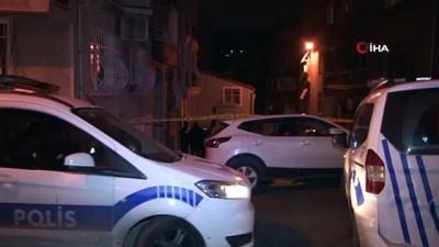 polis merkezi -  Beyoğlu'nda cinayet
