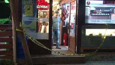 silahli kavga -  Maltepe'de dürümcüde silahlı kavga: 4 yaralı