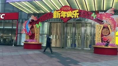 finans merkezi -  - Pekin'de salgın tedbirleri sıkılaşıyor