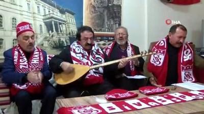 dera -  Sivaslılar TFF ve MHK'ye tepkisini türkülerle dile getirdi