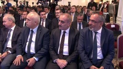 Bakan Gül 'Hakim ve Savcı Yardımcılığı Çalıştayı'na katıldı