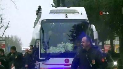 - Cumhurbaşkanı Erdoğan, büyükşehir belediyesini ziyaret etti