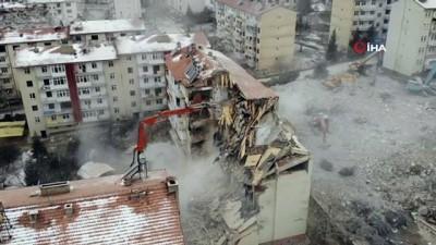 sili -  Elazığ'da 275 binanın yıkım işlemi tamamlandı