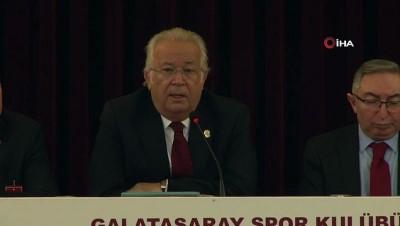 divan kurulu - Eşref Hamamcıoğlu: 'Camiamız ve divan üyelerimiz başkanımız Mustafa Cengiz'den özür beklemektedir'