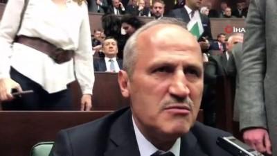 """Ulaştırma ve Altyapı Bakanı Cahit Turhan: """"Uçağı kullanan pilot inisiyatif kullanmıştır, inisiyatif kullandıktan sonra da uçağı kontrol etmekte aciz kalmıştır"""""""