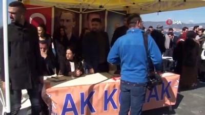 """basin aciklamasi -  AK Parti İzmir'den """"CHP-FETÖ İşbirliği Sergisi"""""""
