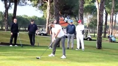 amator - Balkan Golf Şampiyonası başladı - ANTALYA