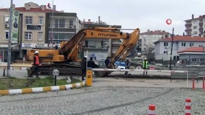 alabalik -  BASKİ'den Ayvalık'a 4 milyon 500 bin liralık yatırım