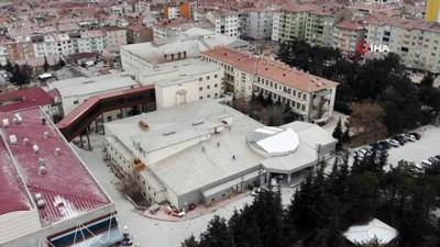 sili -  Eski hastane depremzedelere ev oldu