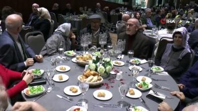 sahit -  Eyüpsultan'da 40 yıllık evli çiftlere özel program