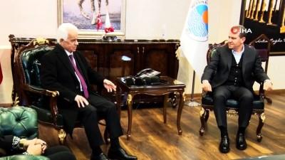alabalik -  KKTC 3. Cumhurbaşkanı Derviş Eroğlu: 'Bu düşüncelerin temsilcisi Kıbrıs Türk halkını temsil edemez'