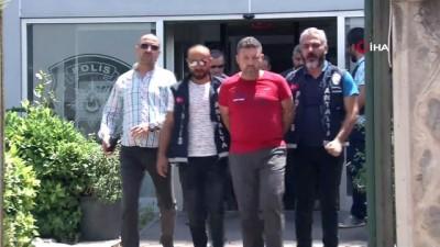 tutuklu sanik -  Korkunç cinayetin sanıklarına ceza yağdı