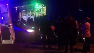 silahli kavga - Silahlı kavga: 1 yaralı - İSTANBUL