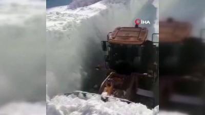 hatira fotografi -  Yüksekova'da kar kalınlığı 6 metreyi aştı